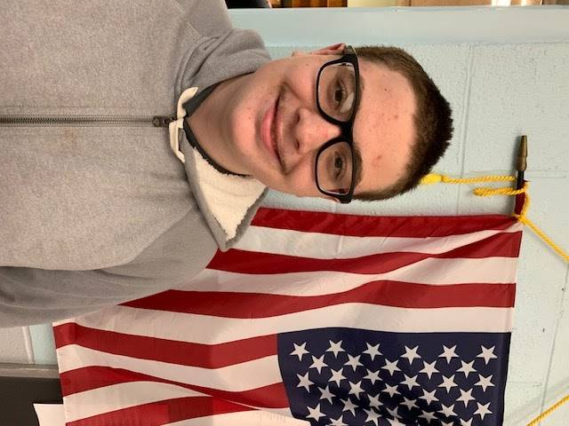 Student Spotlight East- Bryce, an ESCWR Job training Program Student