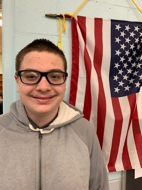 Student Spotlight East-Bryce, an ESCWR Job training Student