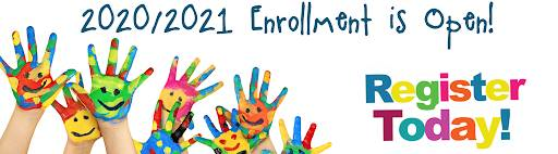 20/21 Open Enrollment - Register Today!