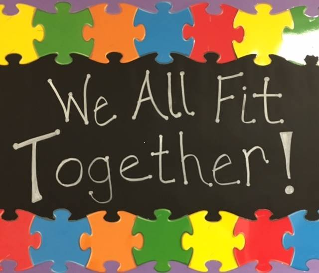 We All Fit Together!