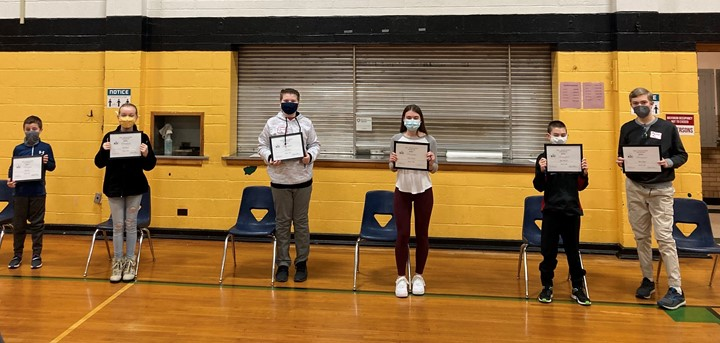 Congratulations to all for participating in the 2021 Lake-Geauga County Spelling Bee!