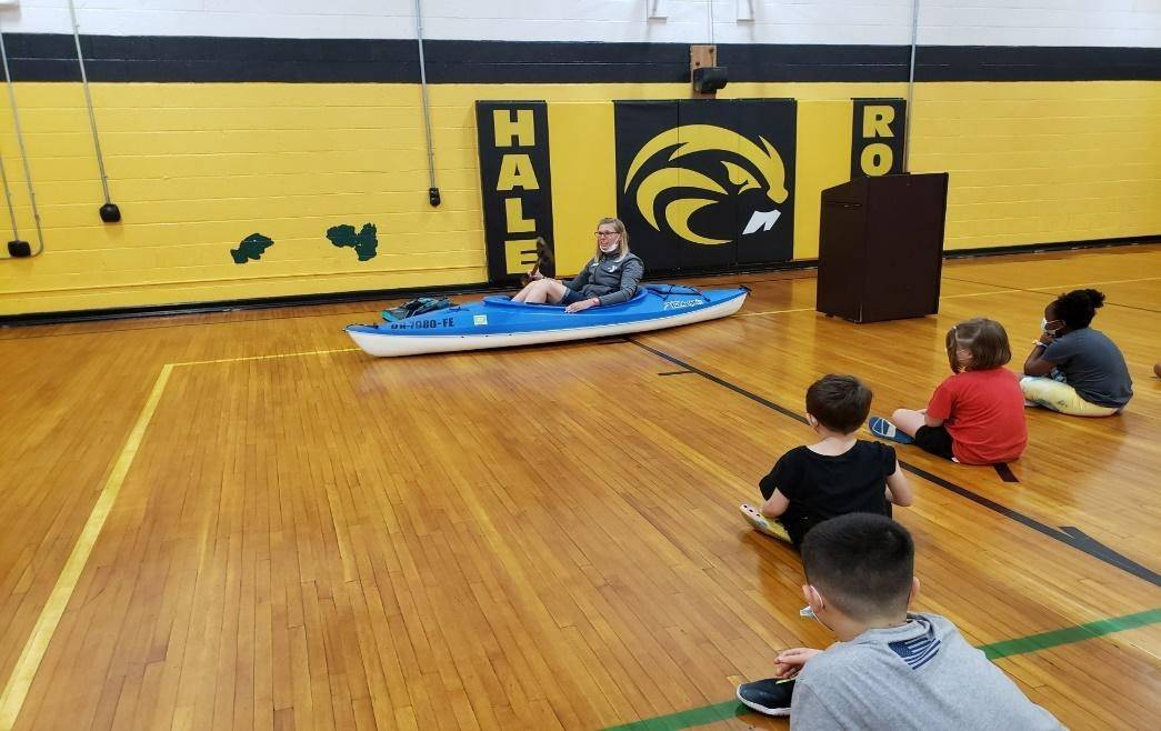 The YMCA made a splash during water safety week!